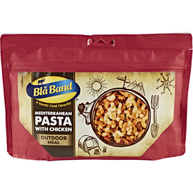 Blå Band Outdoor Pasto pronto, Mediterranean Pasta with Chicken